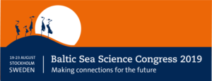 Logo of Baltic Sea Science Congress 2019